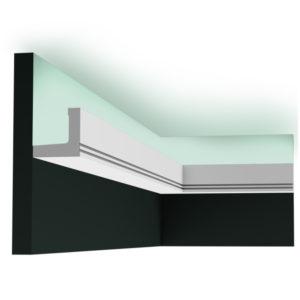 Profil LED poliuretan ORAC DÉCOR C361 - 200 x 5 x 5 mm