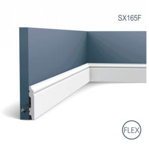Plintă flex ORAC DÉCOR SX165F - 200 x 1