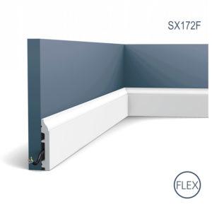 Plintă flex ORAC DÉCOR SX172F - 200 x 1